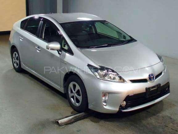 Toyota Prius G Touring Selection 1.8 2013 Image-1