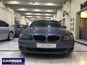BMW 7 Series 730d 2006 for Sale in Lahore
