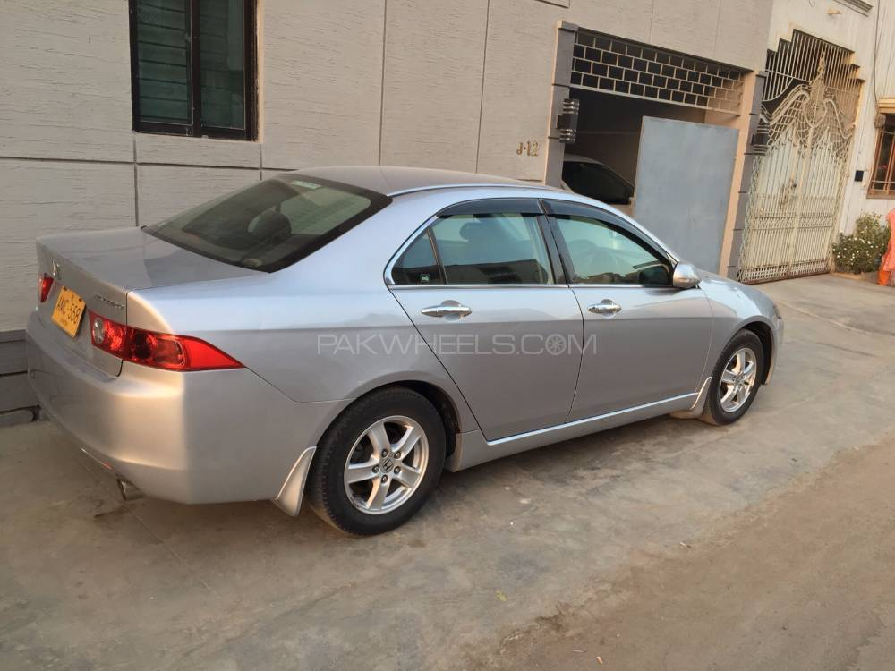 honda accord 2005 for sale in karachi pakwheels. Black Bedroom Furniture Sets. Home Design Ideas