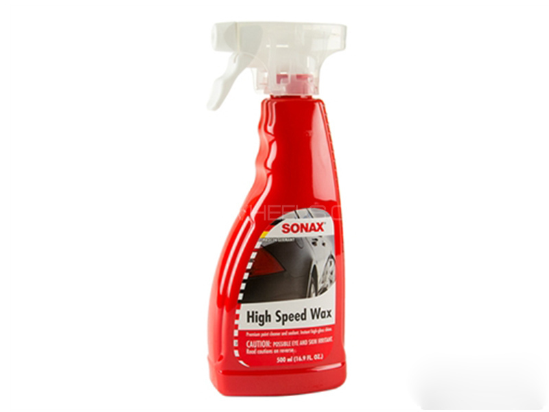 Sonax High Speed Wax Image-1