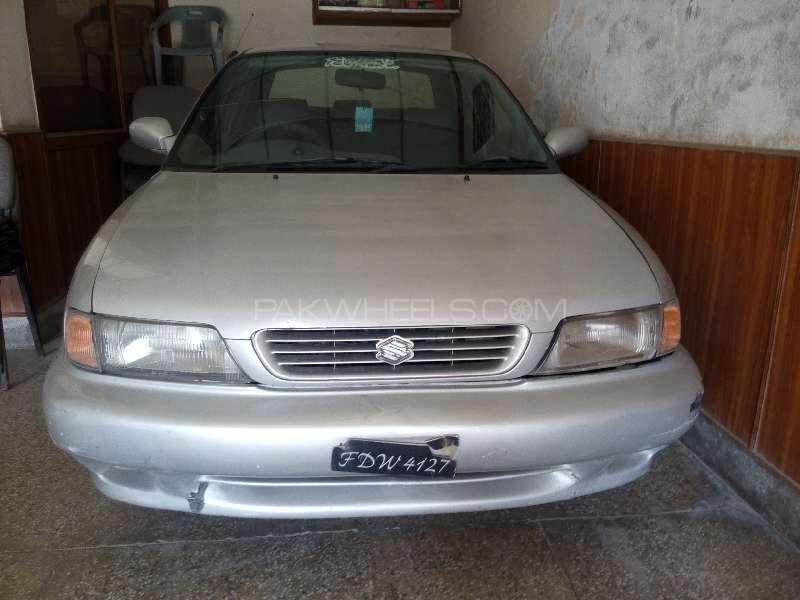 Suzuki Baleno 1999 Image-1