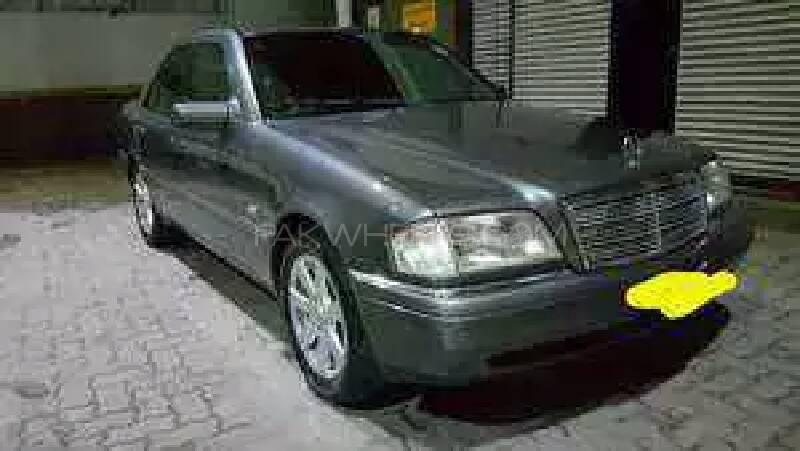 Mercedes Benz C Class C200 1996 Image-1