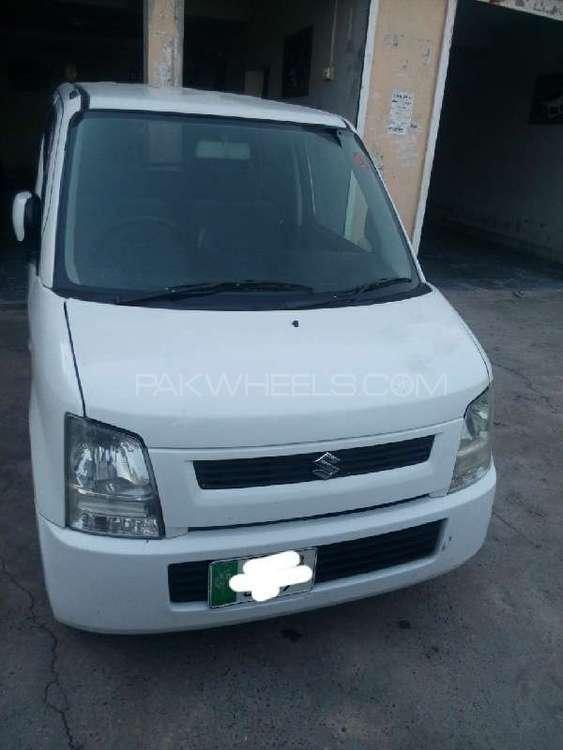 Suzuki Wagon R FX 2006 Image-1