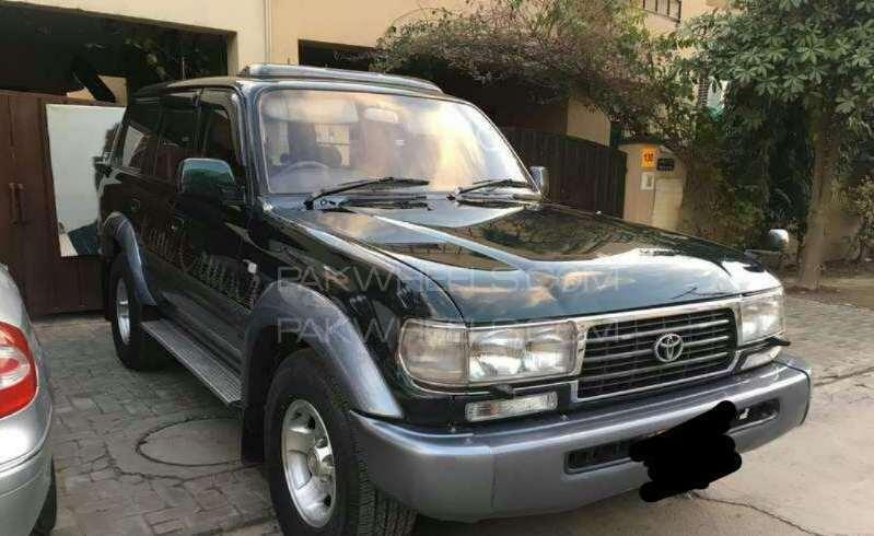 Toyota Land Cruiser VX 4.2D 1995 Image-1
