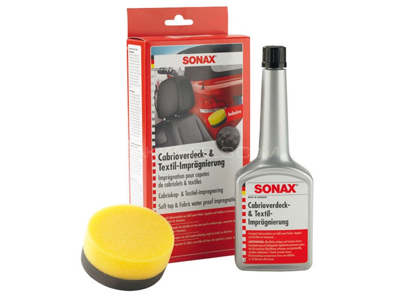 Sonax Soft Top Fabric Water Proof Image-1