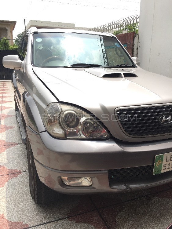 hyundai terracan 2005 for sale in lahore pakwheels. Black Bedroom Furniture Sets. Home Design Ideas