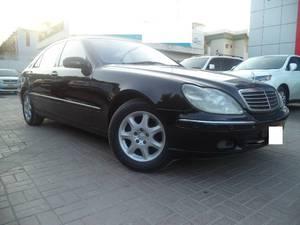 Mercedes Benz S Class S500 1999 for Sale in Karachi