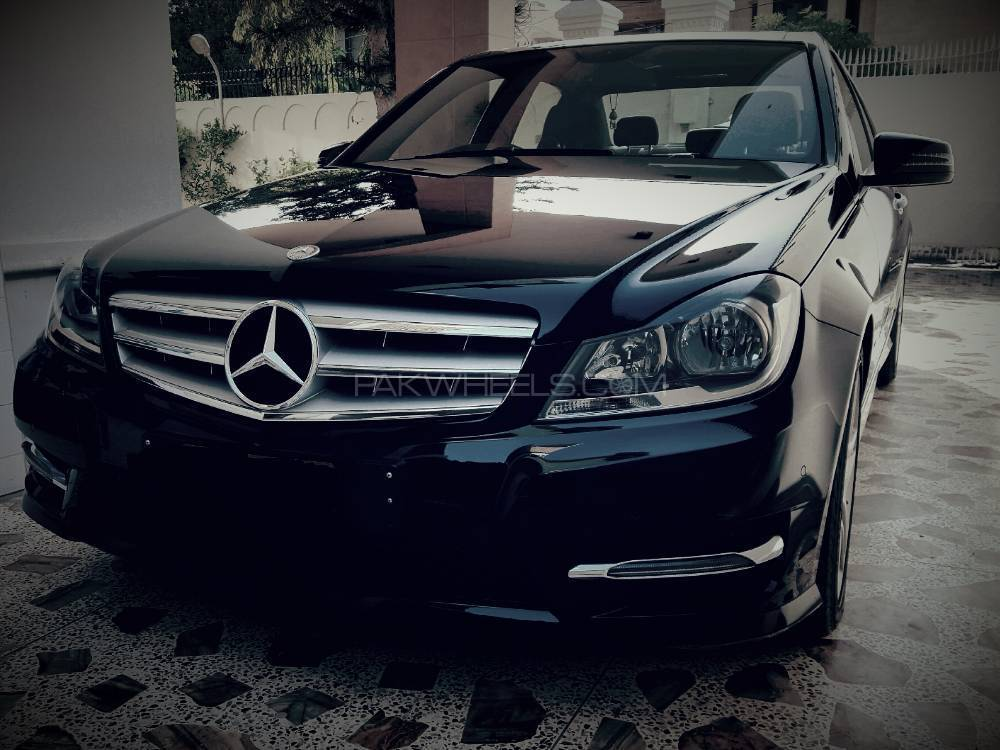 Mercedes benz c class c180 2013 for sale in karachi for 2013 mercedes benz c class c300
