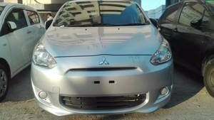 Mitsubishi Mirage 2013 for Sale in Karachi