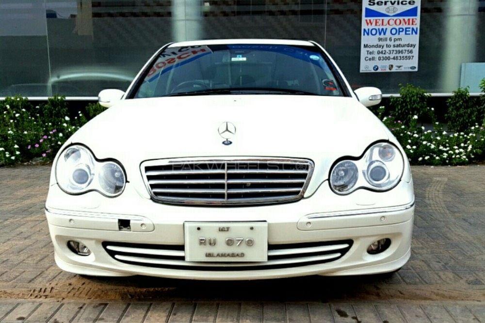 Mercedes Benz C Class 2006 Image-1
