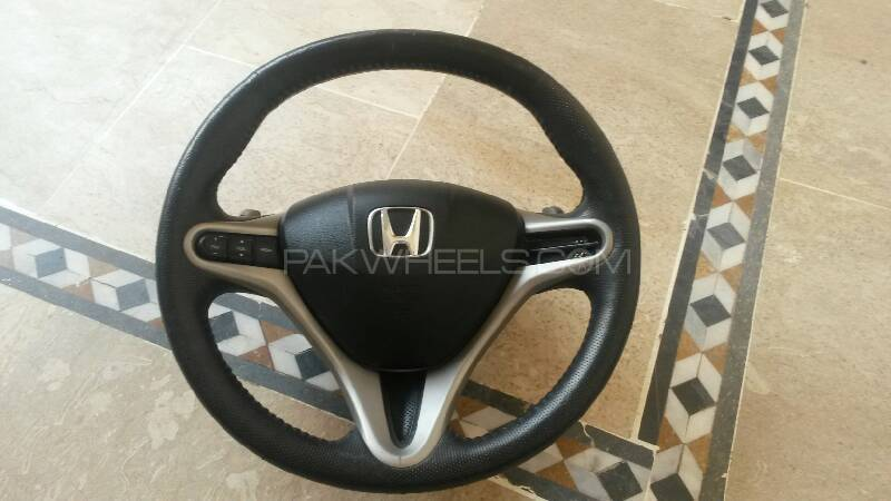 Multimedia Steering for Honda Image-1