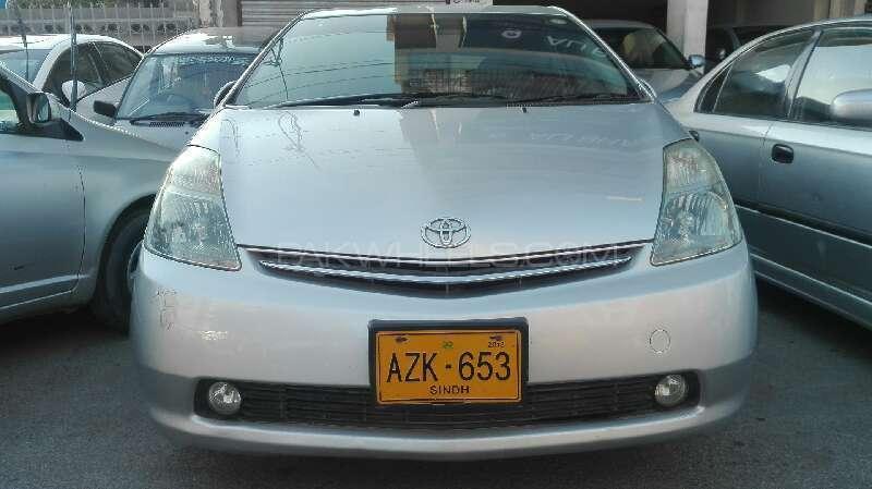 Toyota Prius EX 1.5 2007 Image-1