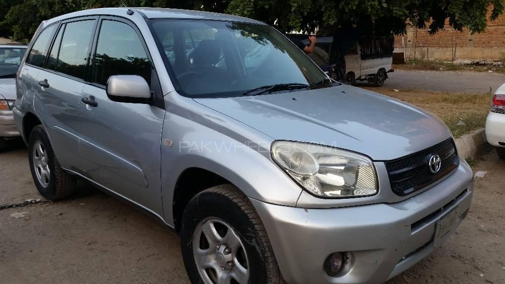 Toyota Rav4 X 2003 Image-1