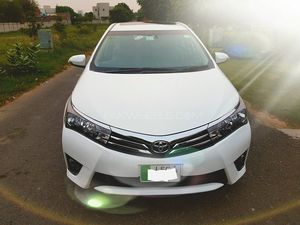 Toyota Corolla Altis Grande CVT-i 1.8 2014 for Sale in Lahore