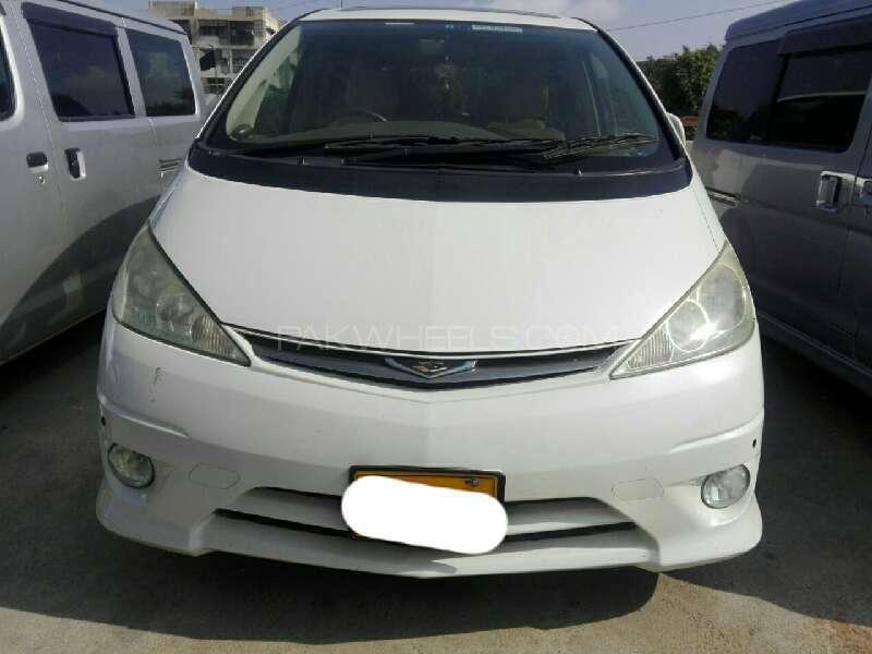 Toyota Estima G 2004 Image-1