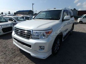Toyota Land Cruiser AX 2012 for Sale in Lahore