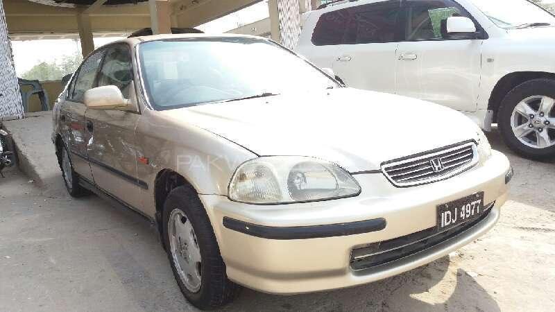 Honda Civic EXi Automatic 1998 Image-1