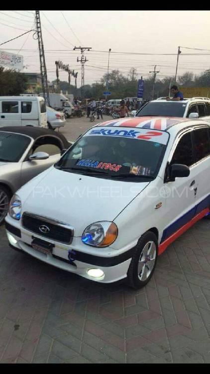 Hyundai Santro Exec GV 2004 Image-1