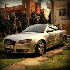 Audi A4 2007 for Sale in Lahore