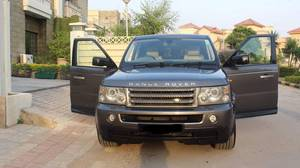 Range Rover Sport TDV6 2006 for Sale in Islamabad