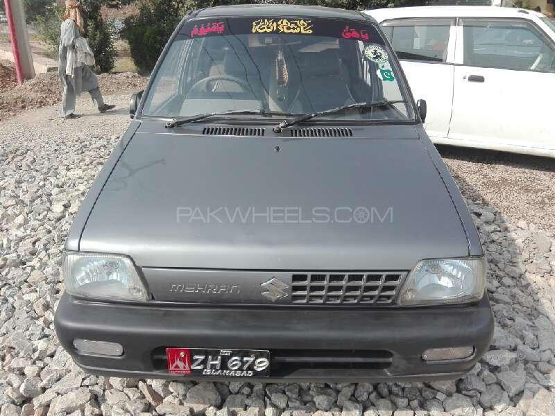Suzuki Mehran VXR Euro II 2013 Image-1