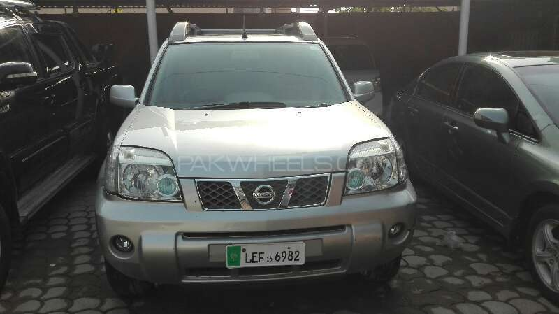 Nissan X Trail 2.0 GT 2007 Image-1