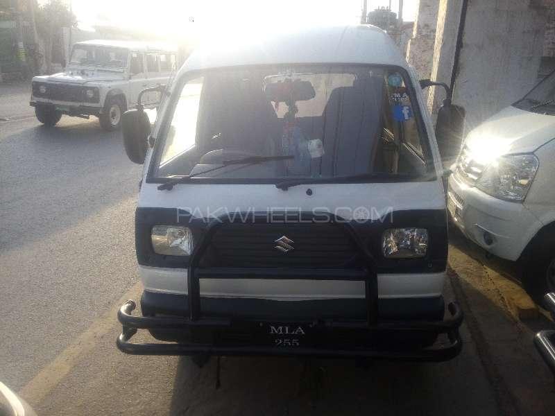 Suzuki Bolan VX 2003 Image-1
