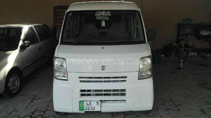 Suzuki Every GA 2007 Image-1