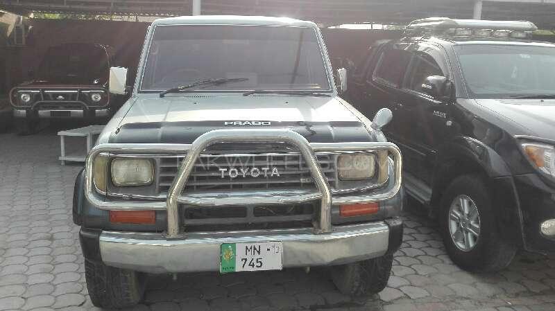 Toyota Prado TX 3.0D 1990 Image-1