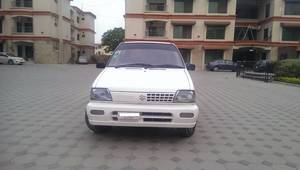 Suzuki Mehran VXR Euro II 2014 for Sale in Islamabad
