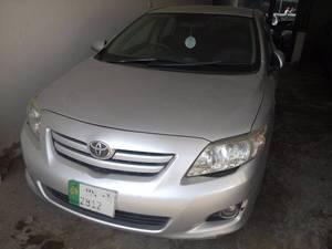 Toyota Corolla GLi 1.3 VVTi 2011 for Sale in Multan