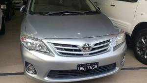 Toyota Corolla GLi 1.3 VVTi 2013 for Sale in Multan
