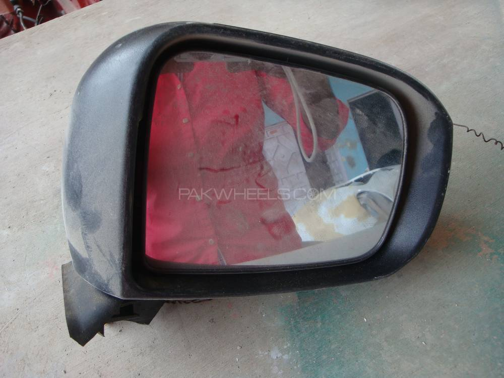Daihatsu Mira E:S Right Side Mirror Image-1