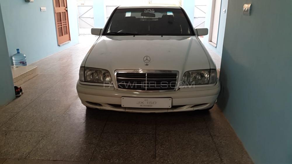 Mercedes Benz C Class C180 1998 Image-1