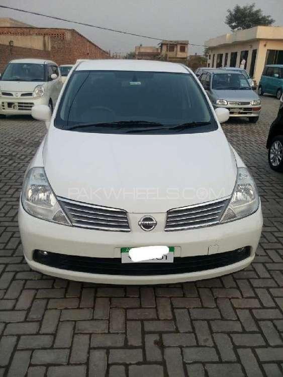 Nissan Tiida 15M 2007 Image-1