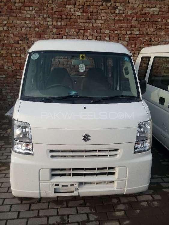 Suzuki Every PC 2011 Image-1