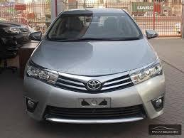 Toyota Corolla GLi Automatic 1.3 VVTi 2016 for Sale in Lahore