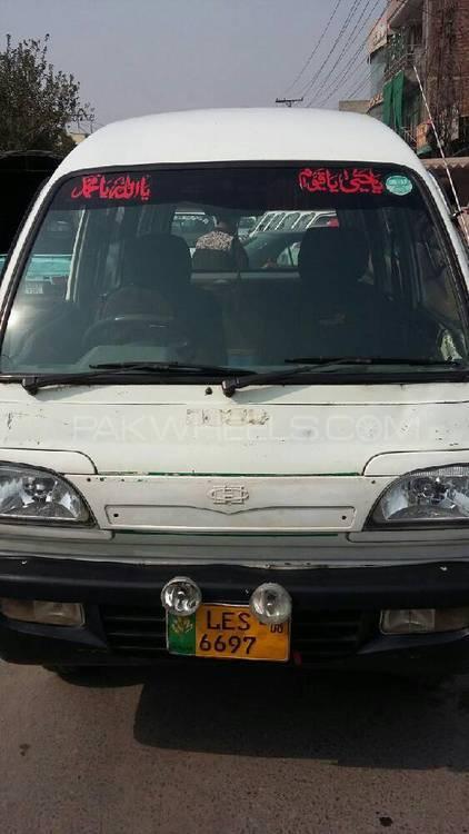 Sogo Family Van 2008 Image-1
