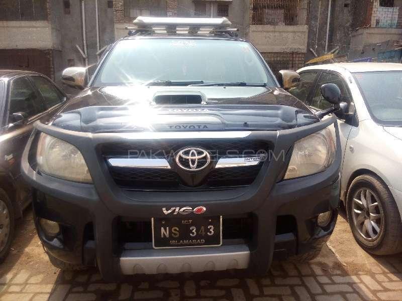Toyota Hilux Vigo Champ G 2005 Image-1
