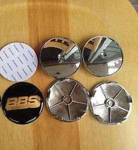 BBS Car Wheel Cap Logos  Image-1