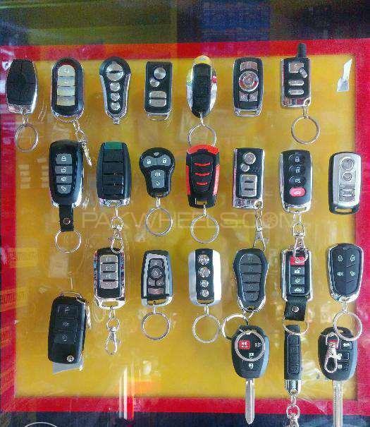 Car Alarm System - MAXIMUS  Image-1