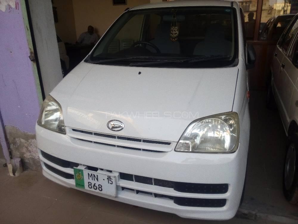 Daihatsu Move X 2006 Image-1