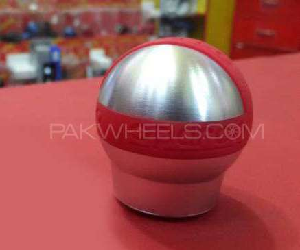 Gear knob Sparco Red  Image-1