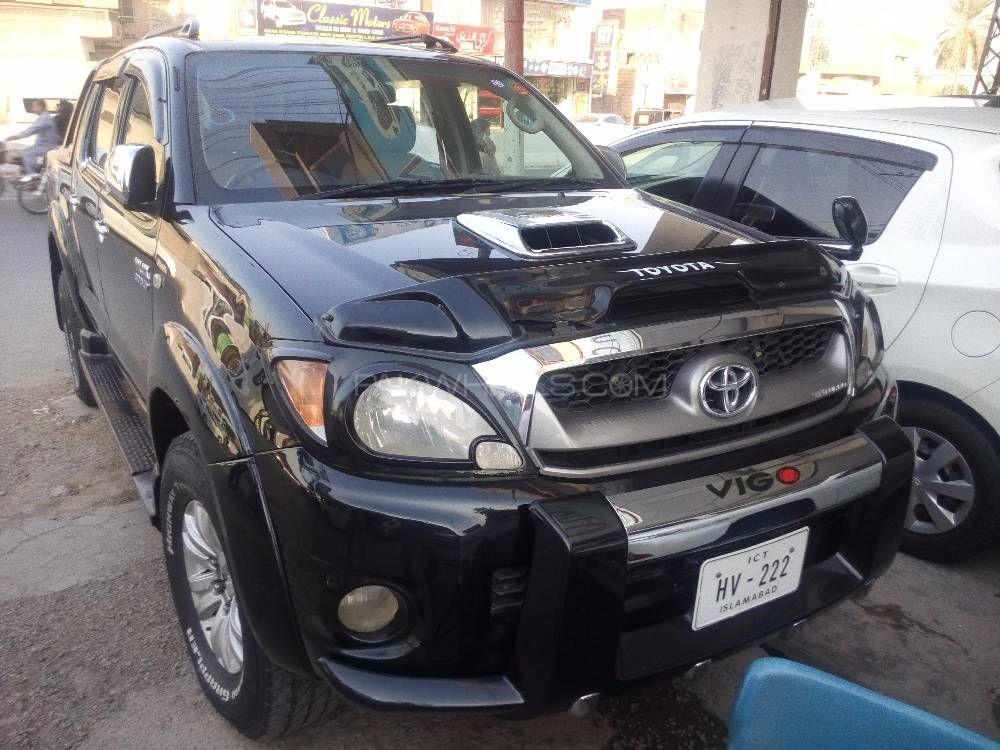 Toyota Hilux Vigo Champ TRD Sportivo  2007 Image-1
