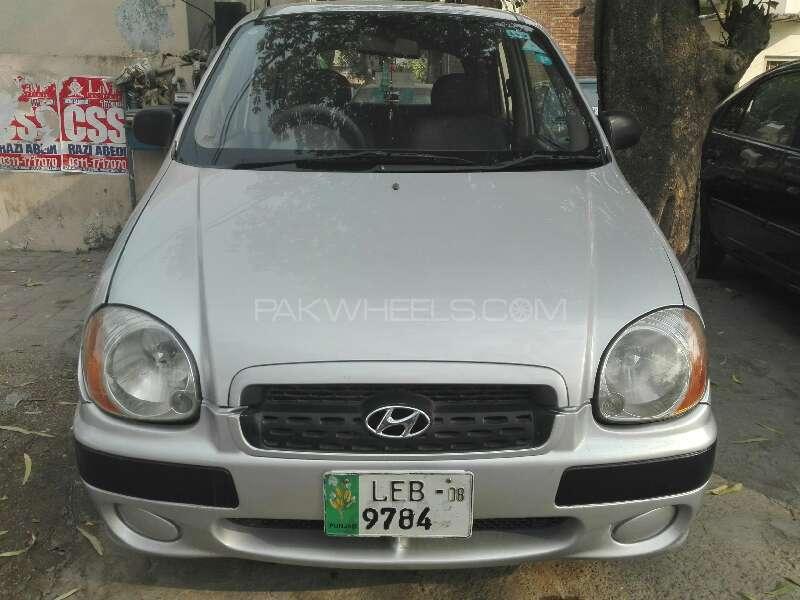 Hyundai Santro Prime GV 2008 Image-1