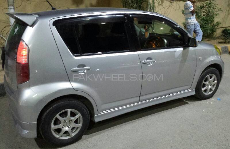 Toyota Passo X V Package 2007 Image-1