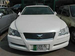 Toyota Mark X 250G 2005 for Sale in Lahore