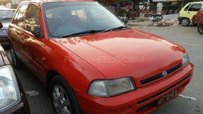 Daihatsu Charade CL 1995 Image-1
