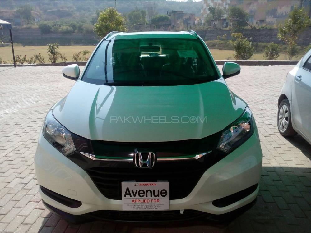 Honda HR-V 2016 Image-1