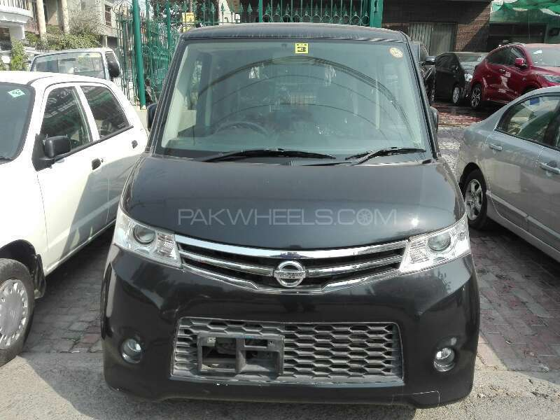 Nissan Roox 2013 Image-1